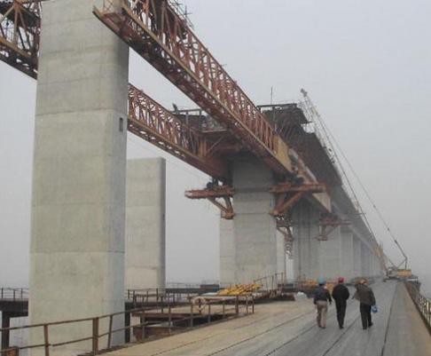 特大桥旋钻挖灌注桩施工方案