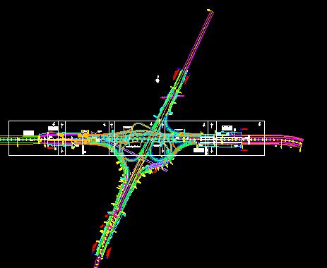 互通立交改造工程施工组织设计(含道路,桥梁,排水)