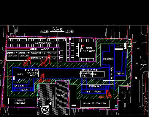地铁车站区间建设土建工程施工投标文件