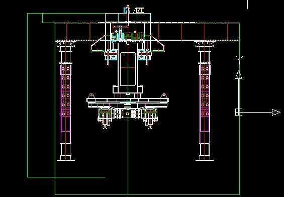 公路架桥机CAD图纸免费下载-发夹公路游ro手图纸图纸图片