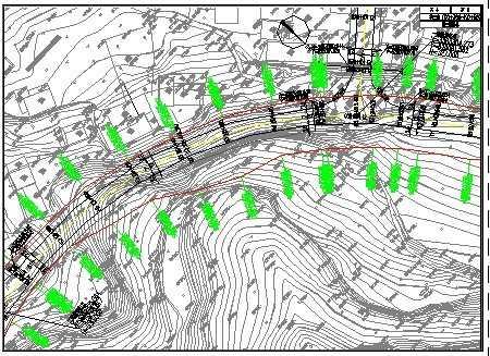 图纸图纸公路市政免费下载-工程道路125图纸期图片