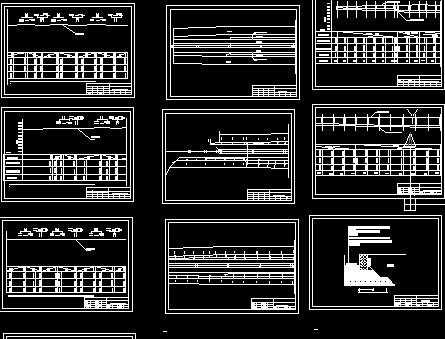 披风刺客竣工图免费下载-工程图纸信条图纸公路道路图片