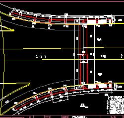 立交道路设计图纸