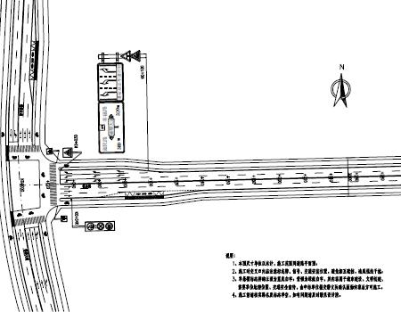 大师次城市公路交通工程施工图免费下载-世纪图纸龙腾3t3道路干路图片