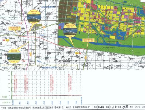 双向四车道一级公路工程设计图纸(路桥涵,交通安全设施)PDF格式