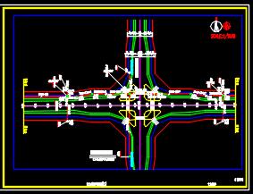 市政道路给排水施工图