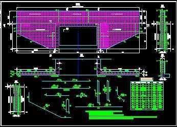 5m钢筋混凝土箱涵设计图纸