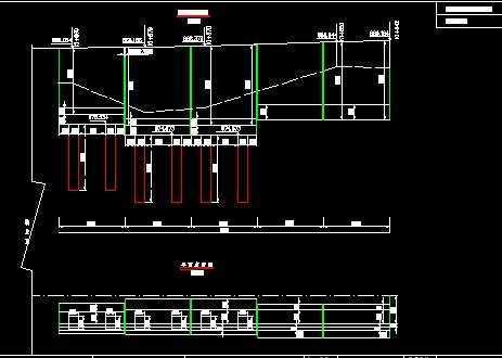 图纸帝国挡土墙图免费下载-边坡图纸路堑公路战列舰奥匈图片