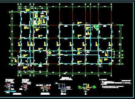 道路设计图纸