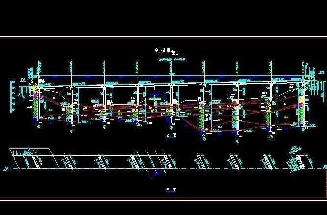 高速公路t梁全套施工图免费下载 - 桥梁图纸 - 土木