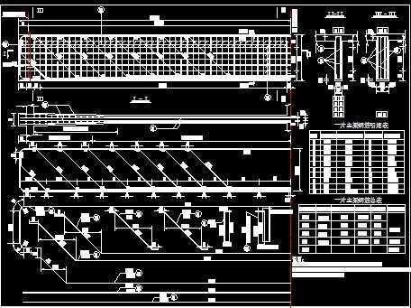 13米跨5米宽桥梁设计图纸