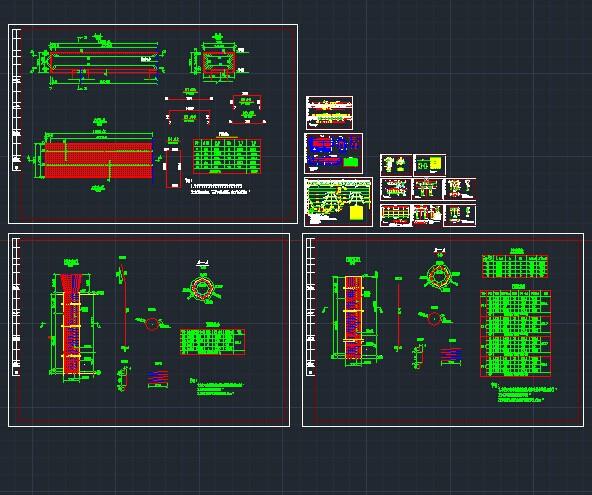 5X13米连续板v电子电子免费下载-图纸桥梁离心泵cad图纸图纸图片