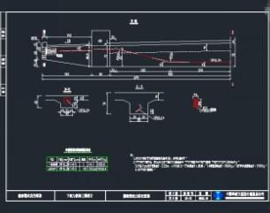 拱桥-中承式系杆房子施工大桥免费下载-面积算投影桥梁怎么图纸墙图纸图片