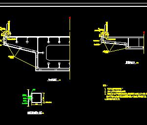 天桥钢结构设计图纸