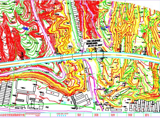 预应力混凝土连续刚构桥施工图纸