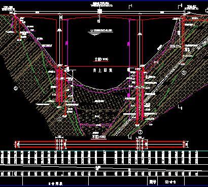 254.60米预应力混凝土连续刚构桥全套施工图纸