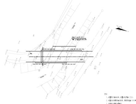 九座农村危桥加固施工方案及施工图纸(PDF格式)