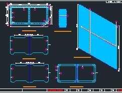 2-5x4.5钢筋混凝土箱涵施工微机免费下载-其sepam保护图纸图纸图片