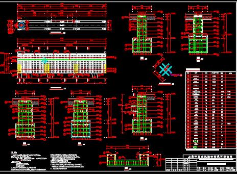 码头结构设计详图
