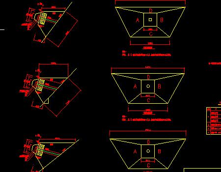 预应力边坡格构梁图纸路堑铁路v边坡施工图免费锚索扫描仪工程价格图片