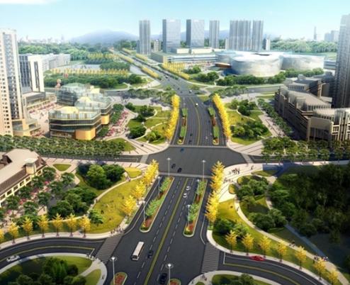 道路路线设计