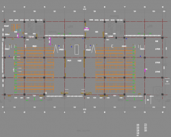 四��S房�目建筑施工�D�(含�o排水、��馀�通�D)
