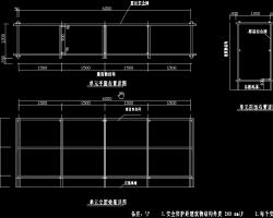 工程常用CAD节点大样示意图库(300余张)