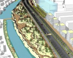 运河路段整体规划改造方案毕业设计(jpg)