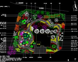 别墅景观设计图