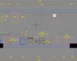 二层ri式loftzhuzhai样板间zhuang修施工图纸