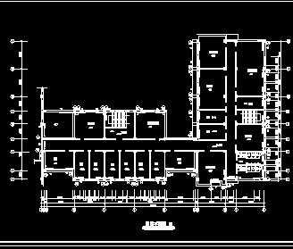 某建筑工程供热设计图