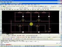 鸿业暖通单线风系统设计流程视频图片