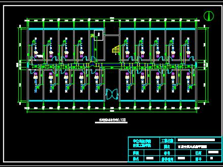 某办公楼空调系统课程设计