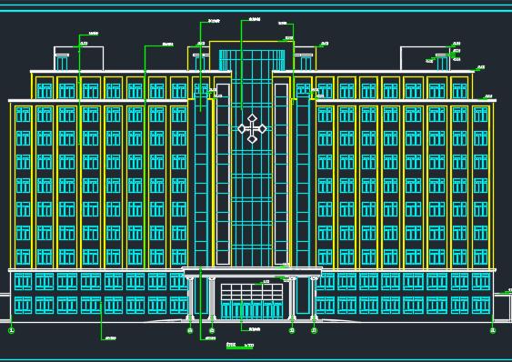 医院综合楼供暖毕业设计(含图纸)
