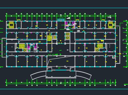 医院十层综合楼供热管网及换热站毕业设计(含图纸)
