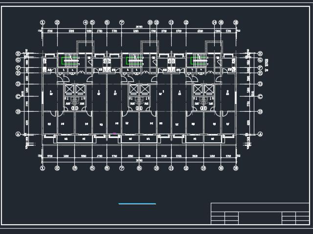 十三层住宅楼供暖及换热站毕业设计(含图纸)