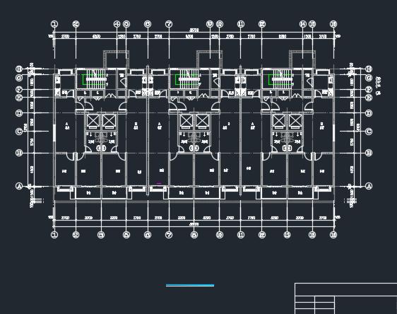 十三层住宅楼采暖毕业设计(含图纸)