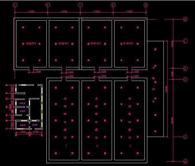 请教:小型冷库设计价格是多少 产业信息商业小型冷库图片