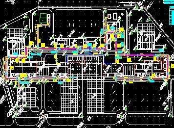 冷库施工图纸免费下载 - 暖通图纸 - 土木工程网