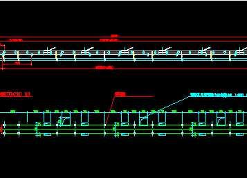 某水平带式输送机设计图