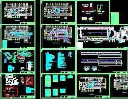 某别墅地源热泵系统设计施工图
