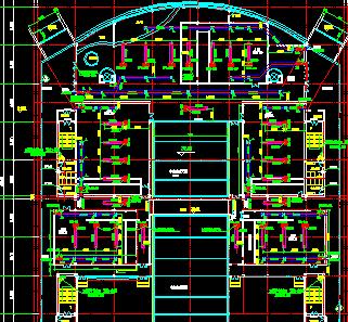 某电影院暖通设计图