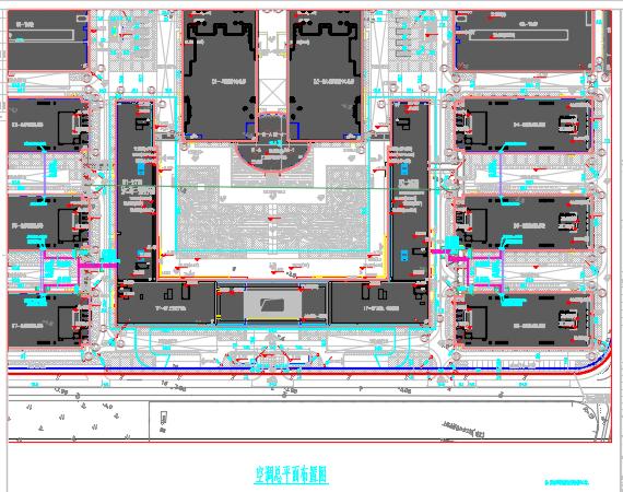 某办公楼暖通工程全套施工图
