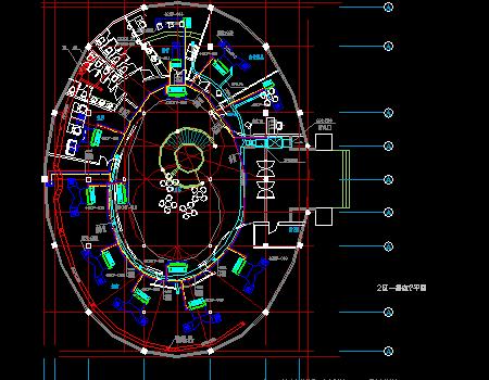 某别墅空调工程设计图