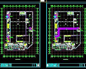 29层综合楼空调通风暖通施工图纸