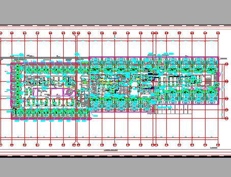 酒店项目暖通空调系统设计施工图纸