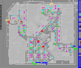 室内暖通调整设计施工图