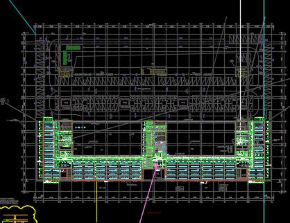 多层科技园水电施工图纸