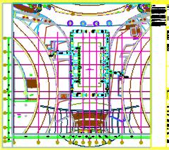 歌剧院、戏剧场及音乐厅暖通施工图