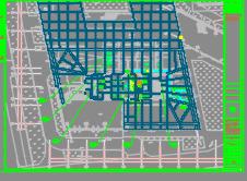开发区八层商业综合楼暖通施工图